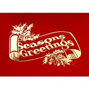 C017 Season's Greetings