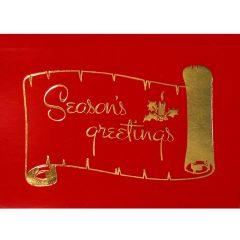 C019 Season's Greetings