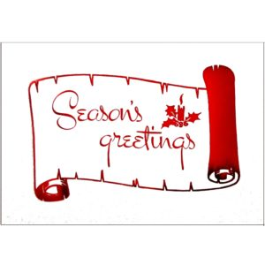 C020 Season's Greetings