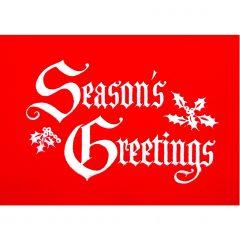 C021 Season's Greetings