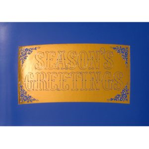 C029 Season's Greetings