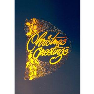 C079 Christmas Greetings