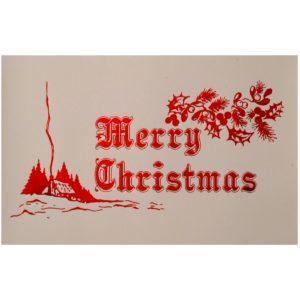 C089 Merry Christmas
